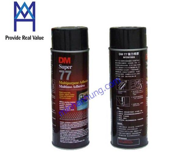 DM SUPER 77 - Keo dán định vị