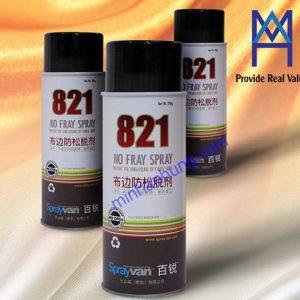 SPRAYVAN 821 - Chai xịt chống tưa mép vải