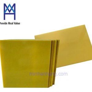 Tấm nhựa Epoxy vàng cách nhiệt