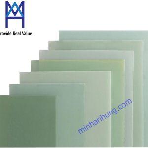 Tấm nhựa Epoxy xanh ngọc cách nhiệt